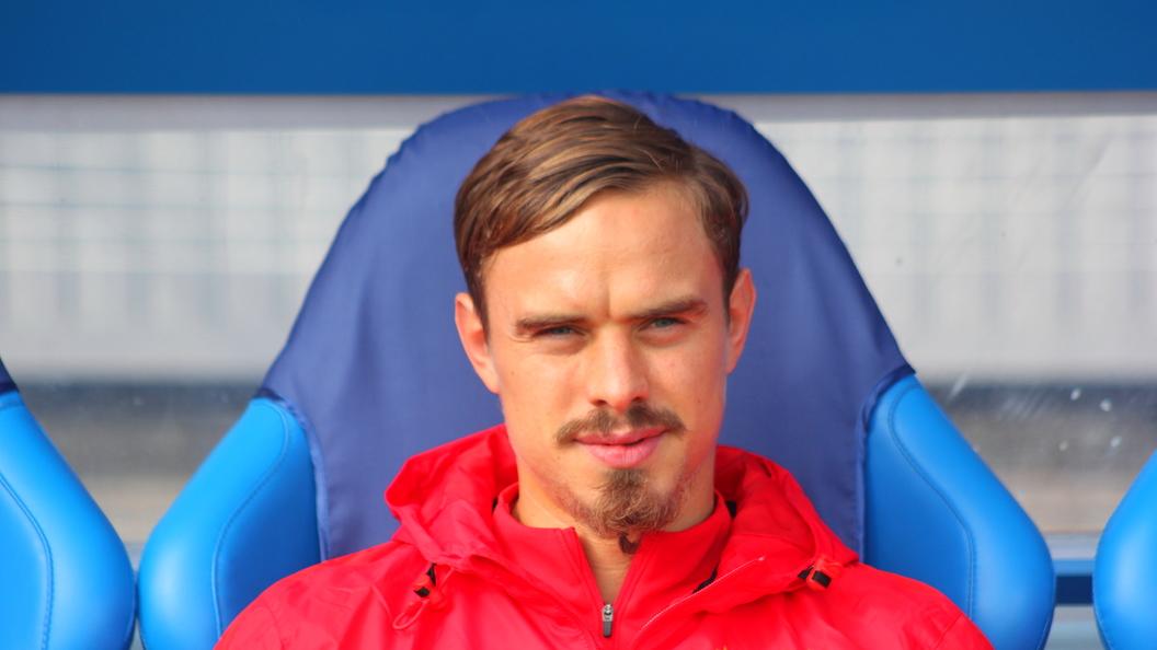 Игрок «Спартака» Ещенко пропустит около 2-х недель из-за травмы