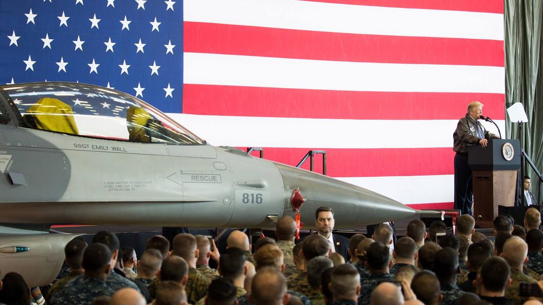США непридут навойну сРоссией, либо Как Вашингтон «кинул» НАТО