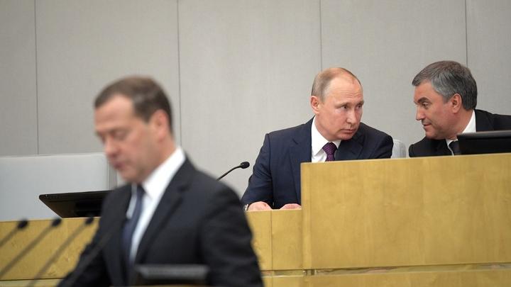Медведев выторговал еще три дня «на подумать» о составе нового правительства