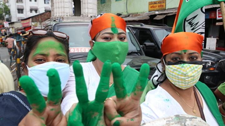 На выборах в Индии победил Сталин