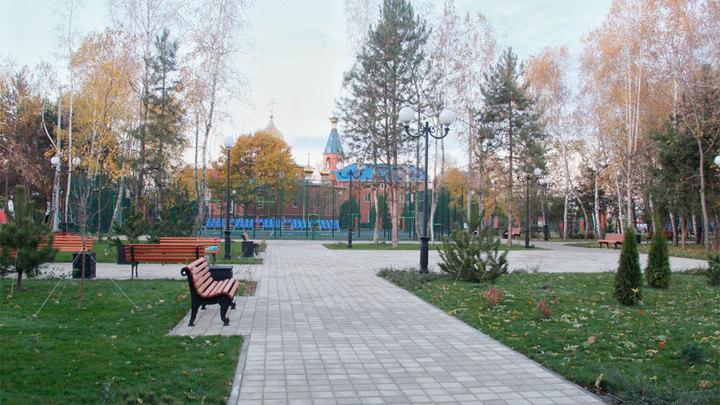 Люди добились своего: Сквер 75-летия Великой Победы в Краснодаре обновили с учетом пожеланий горожан