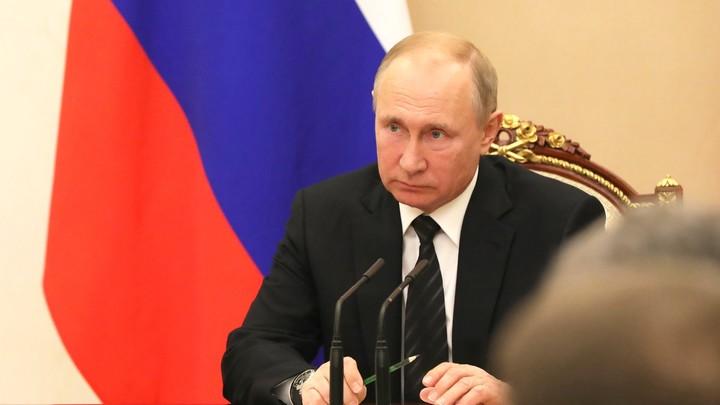Путин начал встречу с главой Ирана с соболезнований по поводу недавнего теракта в стране