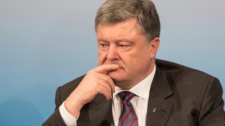 Александр Руцкой: Порошенко ждет трибунал