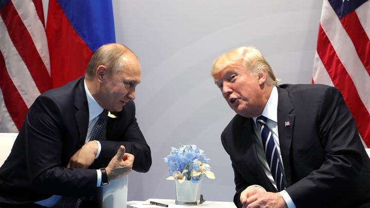 Путин и Трамп провели продолжительный телефонный разговор