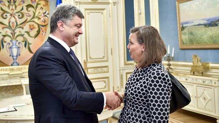 Украина переходит под внешнее управление