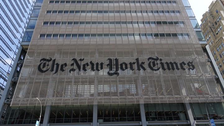 Что за хмырь сливает... дезинформацию? Разоблачение скандальной статьи NYT о ГРУ опубликовал журналист