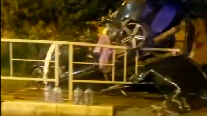 Страшная авария в Сочи: в ДТП погиб человек