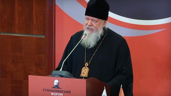 Епископ Августин: Задача Церкви и государства – сберечь природную среду и человека