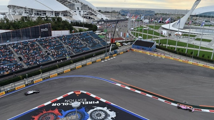 На Кубани назначили ответственных чиновников за подготовку к «Формуле 1»