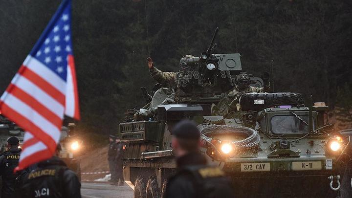 Вторглись на танках в посевы кукурузы: Американские военные заблудились во время учений НАТО