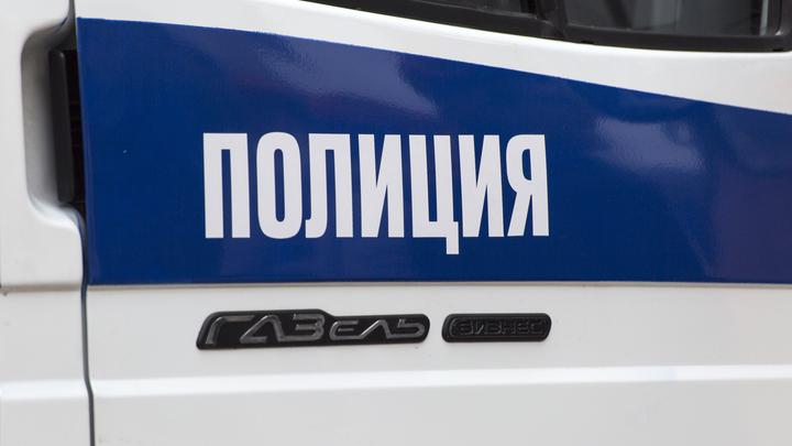 В центре Москвы погиб сотрудник полиции