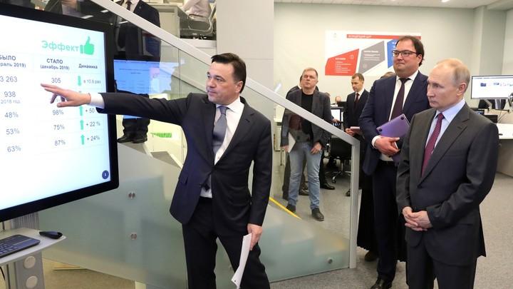 Хотели открыть торговые центры, но: Воробьёв разъяснил ситуацию по карантину в Подмосковье