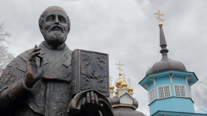 Они уже наказаны: Калининградская епархия ответила на инцидент со святым источником