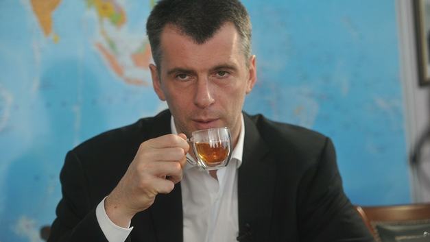 Рубль за клевету: Прохоров заманивает Навального в суд