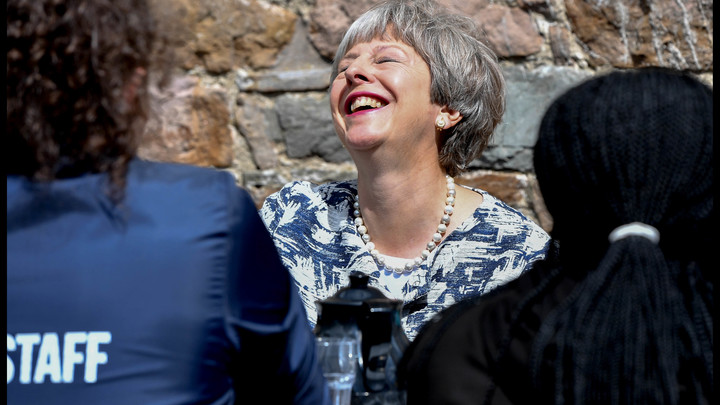 Элиты Британии списали со счетов Терезу Мэй