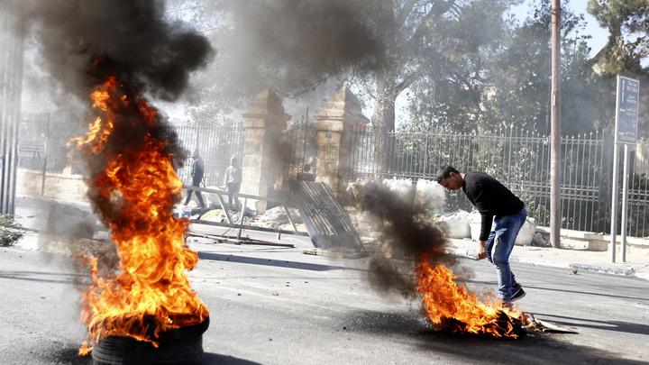 Удар арабского кулака: Ливан выступил за введение санкций против США