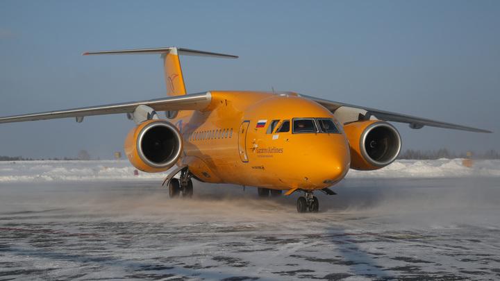 Саратовские авиалинии сняли ограничения на полеты Ан-148