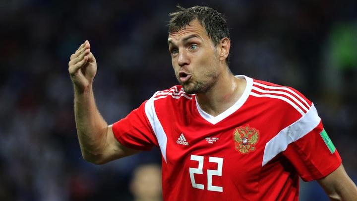 Видео плачущего после матча с Хорватией Дзюбы взорвало тренды Youtube