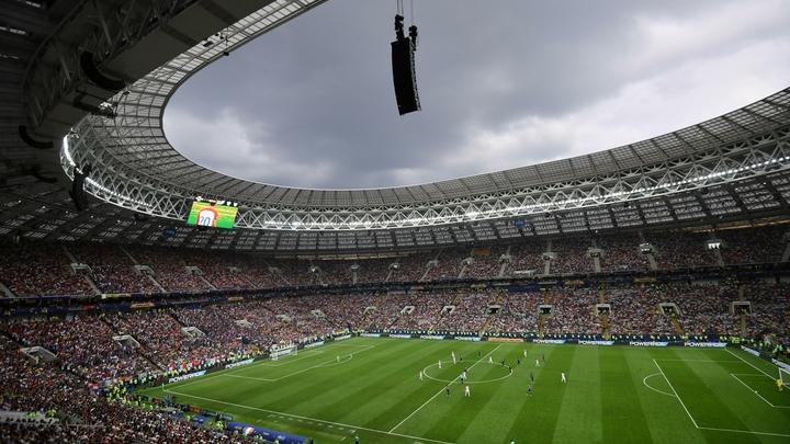 И снова WADA? Русских футболистов могут оставить без ЧМ-2022
