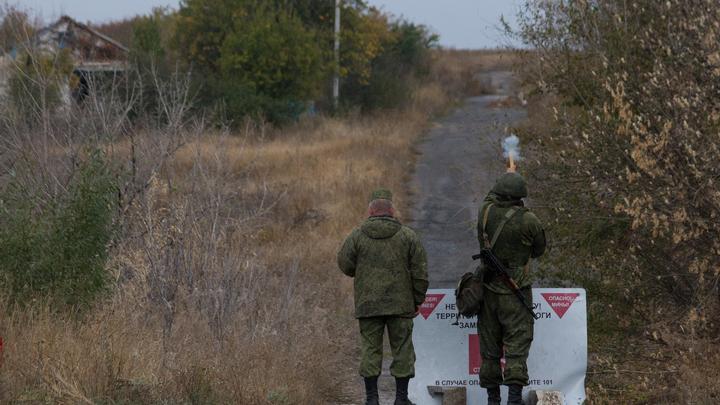 Зачем вы им навязываете?: Украинский актер выступил за строительство новой стены. Теперь на границе с Донбассом