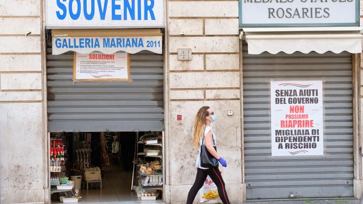 Иначе никогда не восстановимся: Италия отменяет действовавший с марта карантин