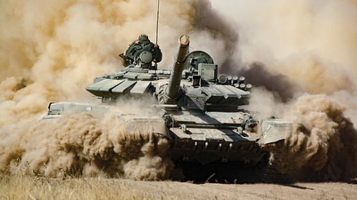 ВС США натаскали робота на уничтожение российского Т-72: Главное - отличить от Abrams