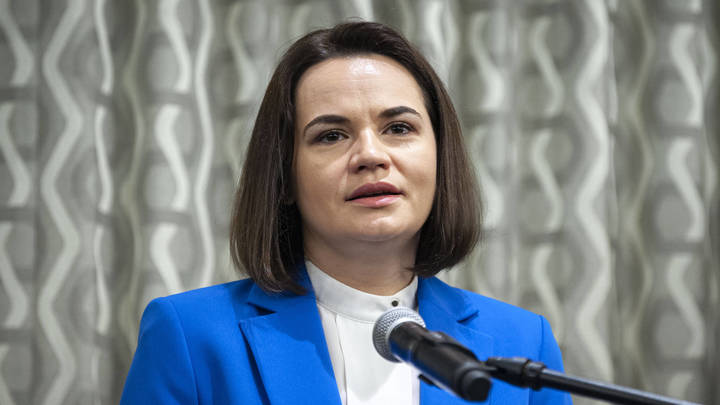Тихановскую после конфуза в Польше Прага приняла как президента