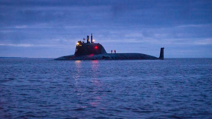 Мы не можем чувствовать себя в безопасности: Вице-адмирал США пожаловался на российские подводные лодки