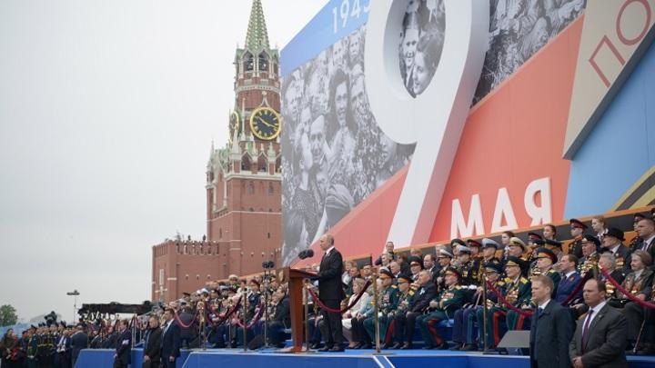 Западные СМИ о Дне Победы: Путин показал, что Россия — сверхдержава