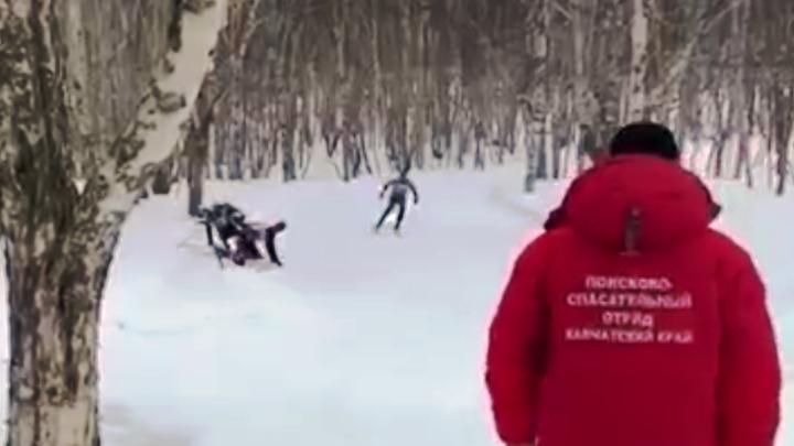 На Камчатке во время соревнований погиб лыжник