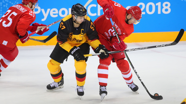 Спортсмены - о команде без страны: Российские хоккеисты - легенды, а американцы - завидующие обезьяны