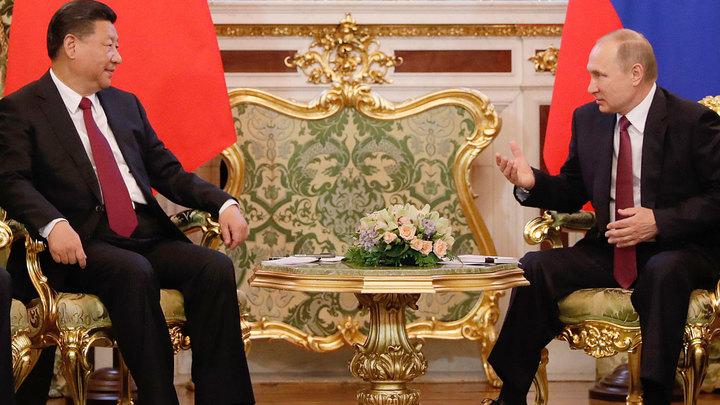 Путин и Си Цзиньпин укрепили стратегическое партнерство