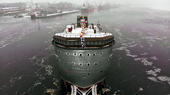 Новый ужас Запада: Русский Северный полюс