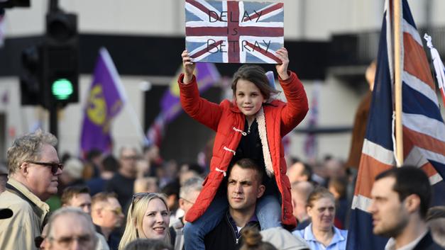 Джонсон убил Соединённое Королевство: Британия отвергла Brexit, Brexit выбрала Англия