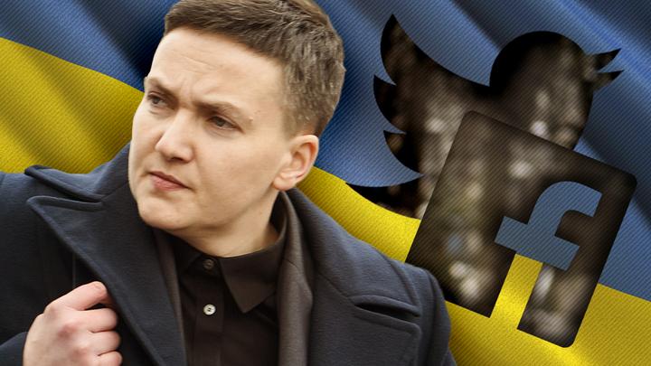 Задержание Савченко раскололо Украину в соцсетях