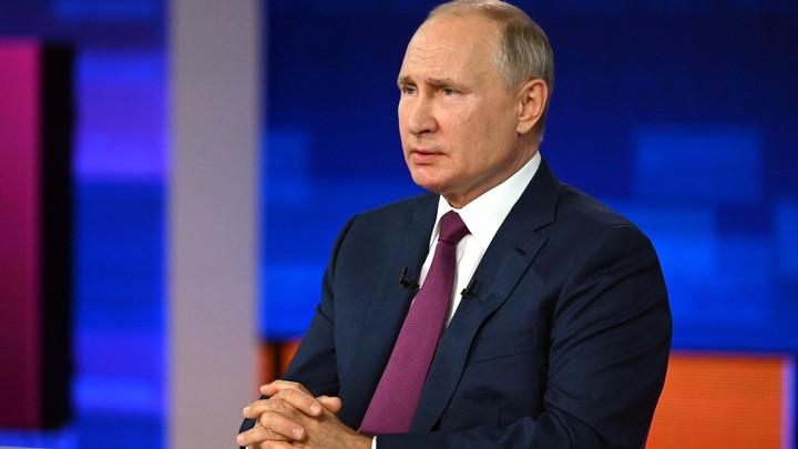 Путин дал чиновникам горький урок об инфляции. Без США не обошлось
