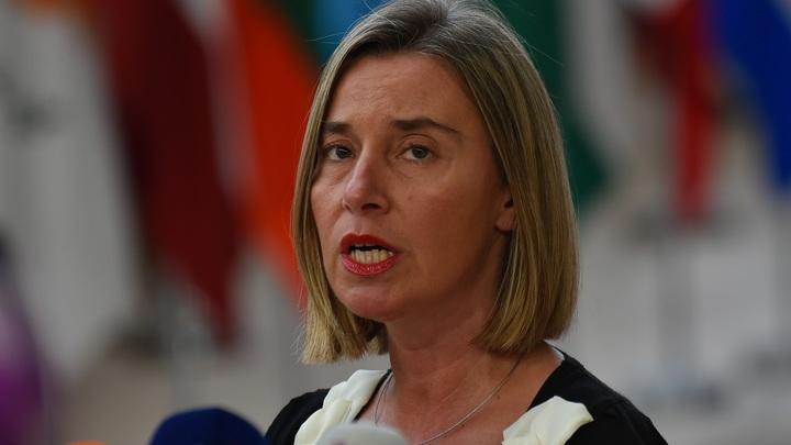 Европаопасается военного вмешательства США в Венесуэле и настаивает на политическом урегулировании