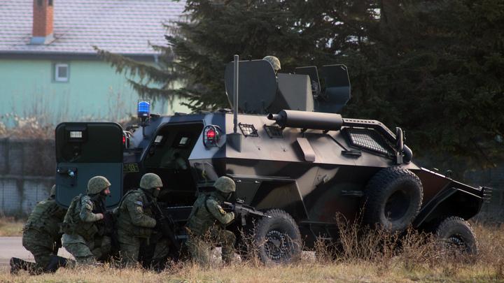 Имена, фамилии, номера телефонов: Спецназ Косово потерял копию плана спецоперации - СМИ
