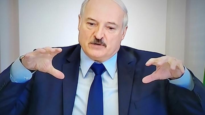Зачинщики сидят под Варшавой: Лукашенко потребовал навести порядок в Белоруссии за два дня