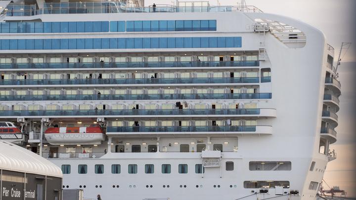 Среди соотечественников есть потери: Заложник коронавируса из Омска рассказал о жизни на лайнере Diamond Princess