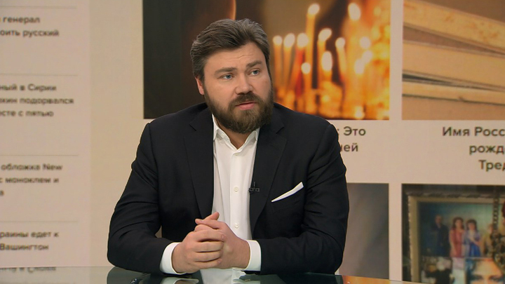 Киевская хунта объявила в розыск основателя телеканала Царьград
