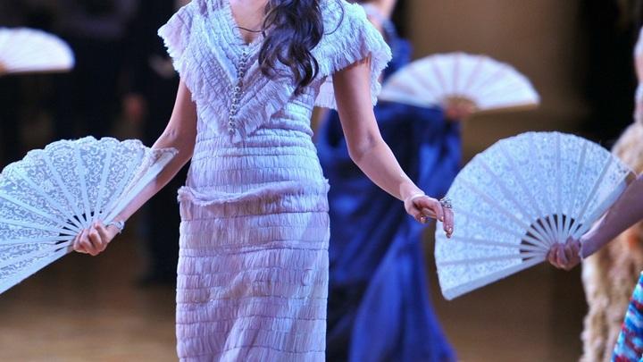 Платье из 500 пенсий: Дети российских звёзд блистали на балу Tatler. В Сети онемели, узнав стоимость нарядов