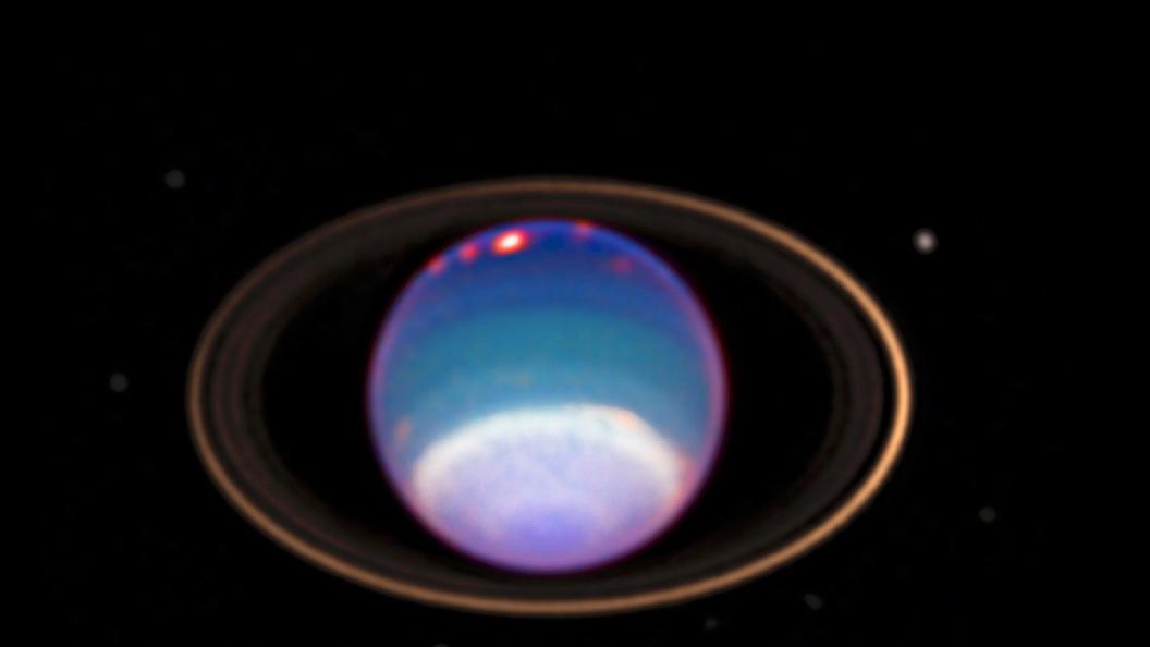 Три новых свойства планеты Уран открыли ученые