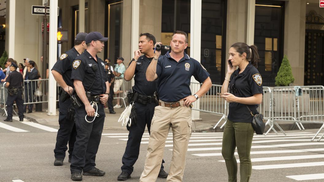 В Нью-Йорке задержан мужчина, подорвавший бомбу в Манхэттене
