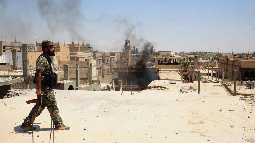 Минобороны России: В Сирии в зоне Восточная Гута наступило перемирие