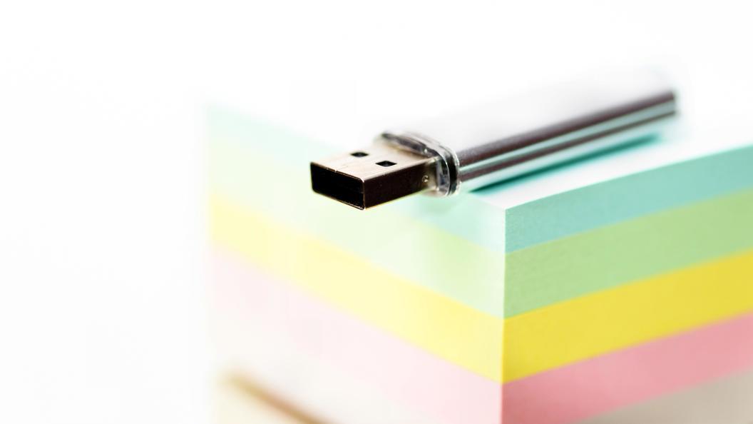 Терабайт памяти уместился в миниатюрный брелок
