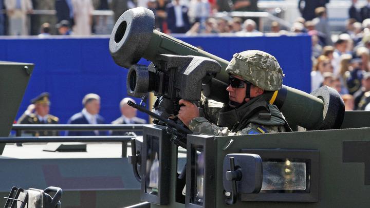 Ракета не вылетела: На Украине прошли стремительные испытания американских Javelin
