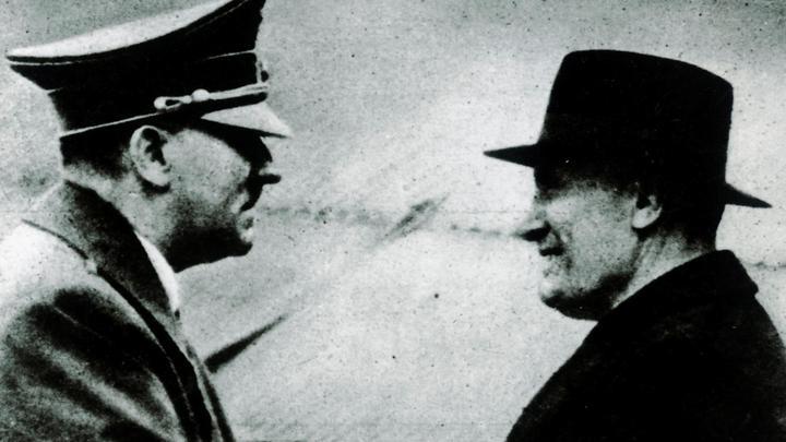 Съезд в Давосе напоминает встречу Гитлера и Муссолини: Плохо говорят по-английски, выглядят серо