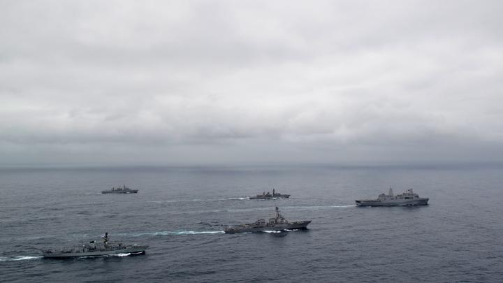 «Бросить вызов России»: Эсминец США совершил провокацию против российского Тихоокеанского флота