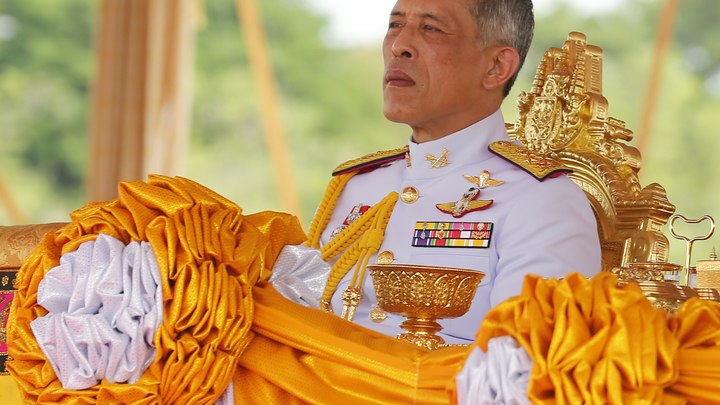Король Таиланда пожалел украинцев
